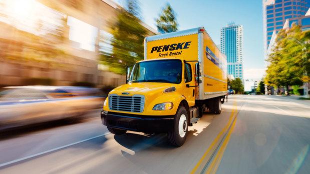 Penske truck rental hartford ct