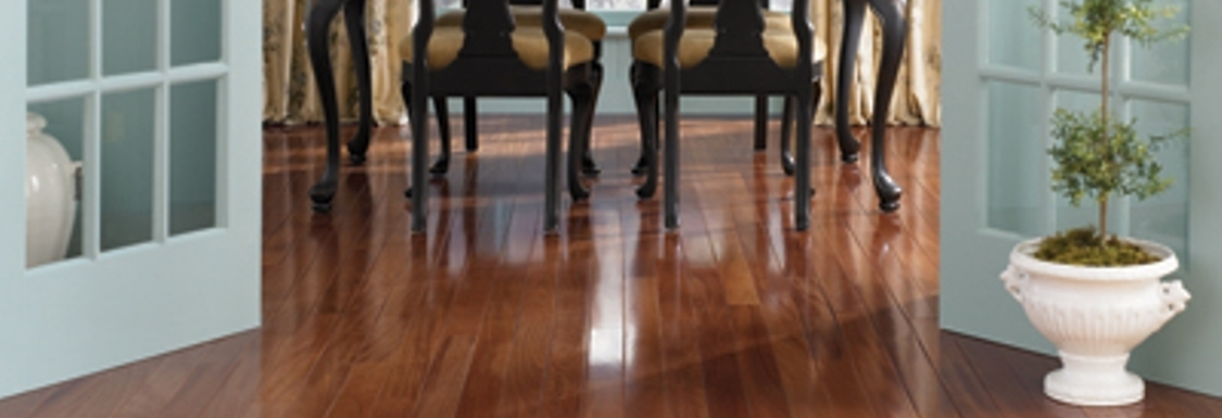 Armorglow Wood Floor Refinishing-Installation image 2