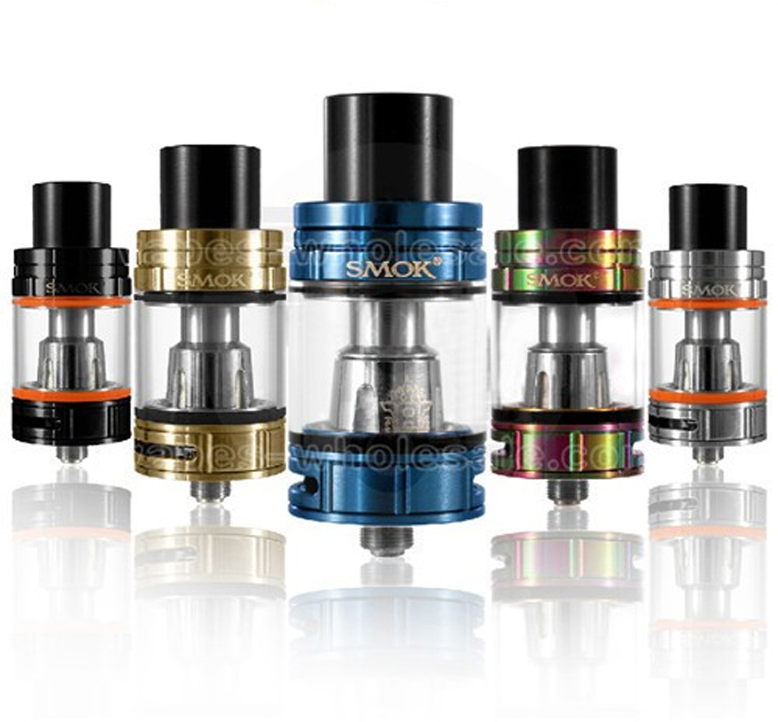 East Coast Distribution - VapeCity à St John's: Smok Big Baby tank as well as a large selection of other top end tanks and coils. FREE shipping over $100 on all orders throughout Canada.