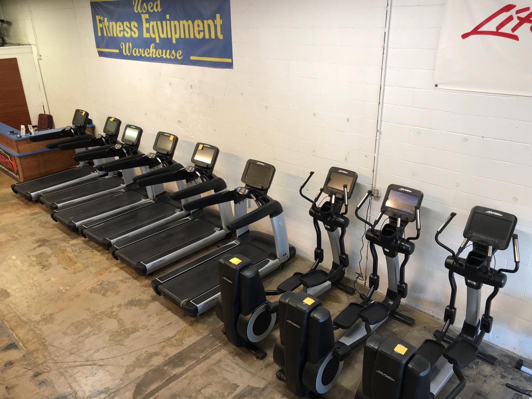 Used Fitness Equipment Warehouse image 1