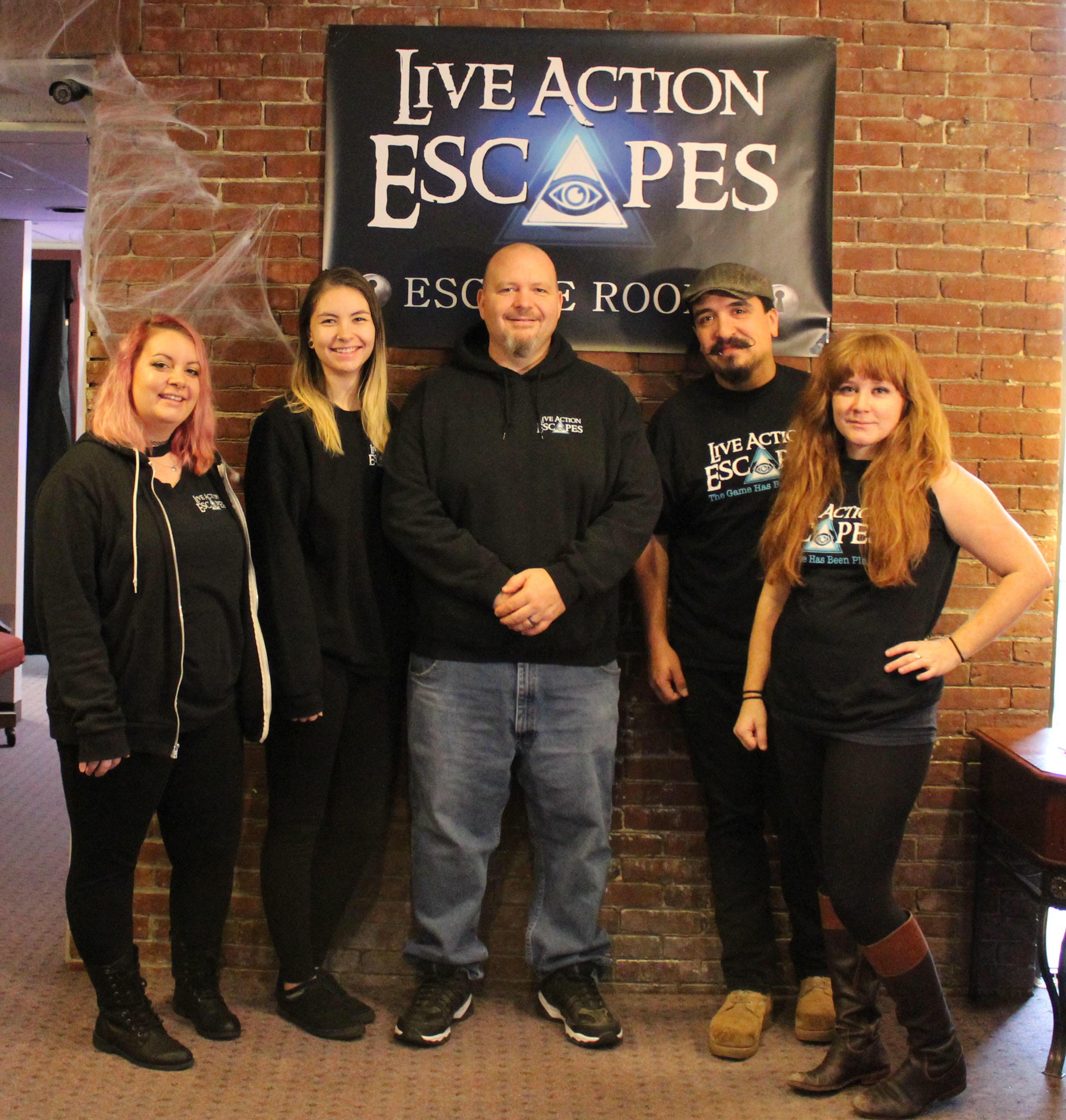 Live Action Escapes image 4
