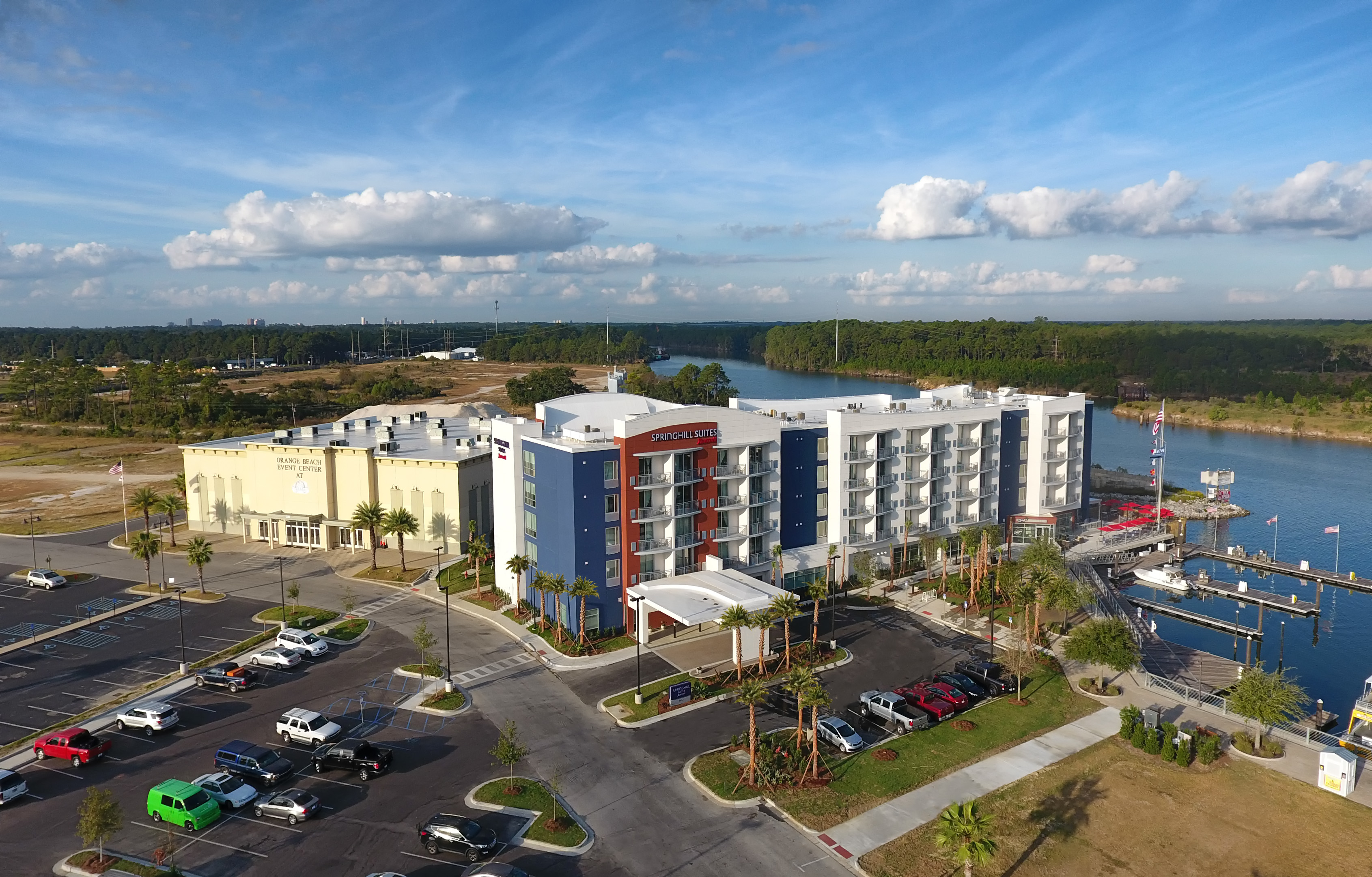 SpringHill Suites by Marriott Orange Beach at The Wharf image 0