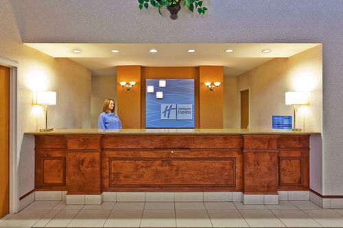 Holiday Inn Express & Suites Meridian image 1