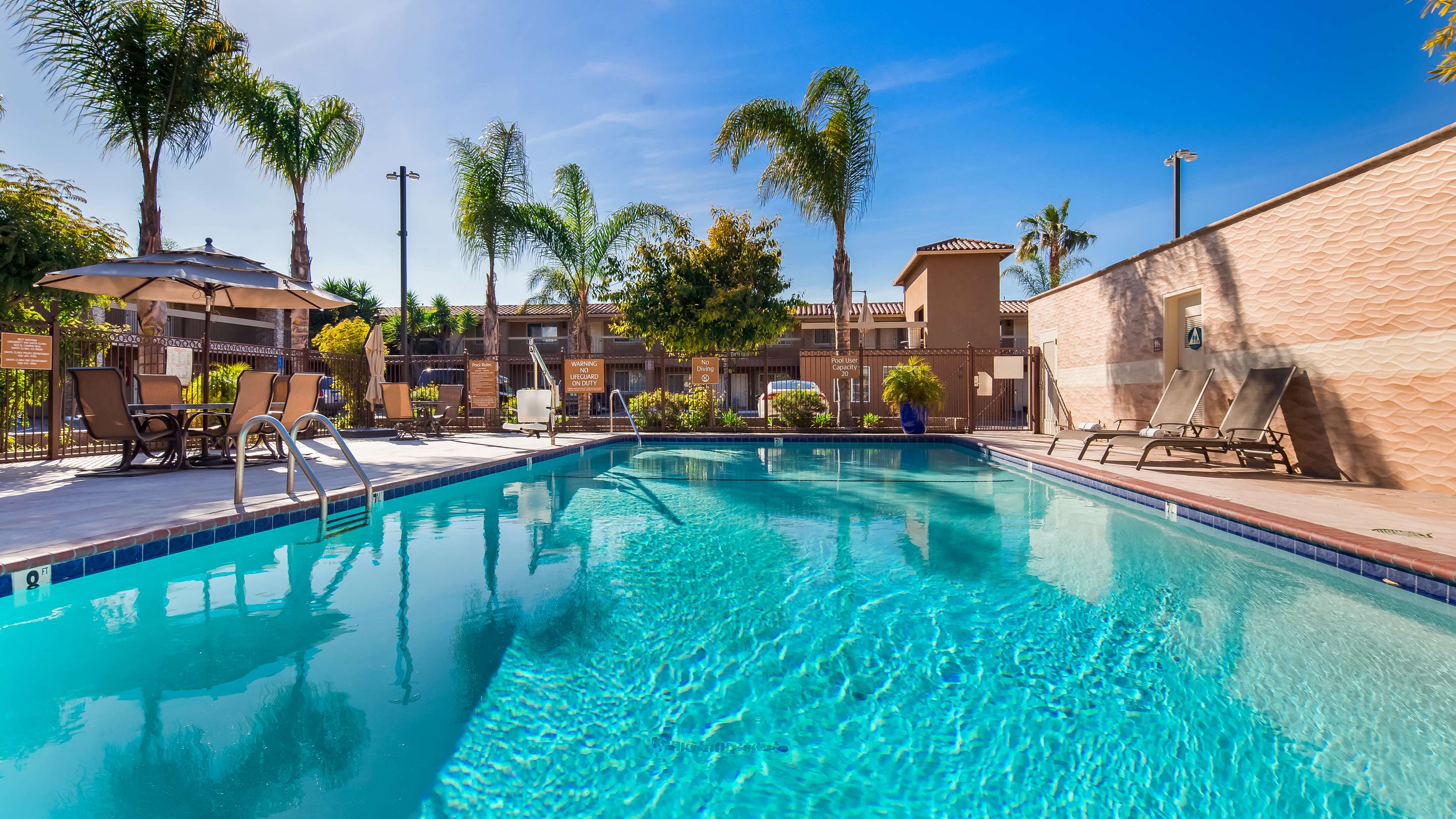Best Western University Inn Santa Clara image 24