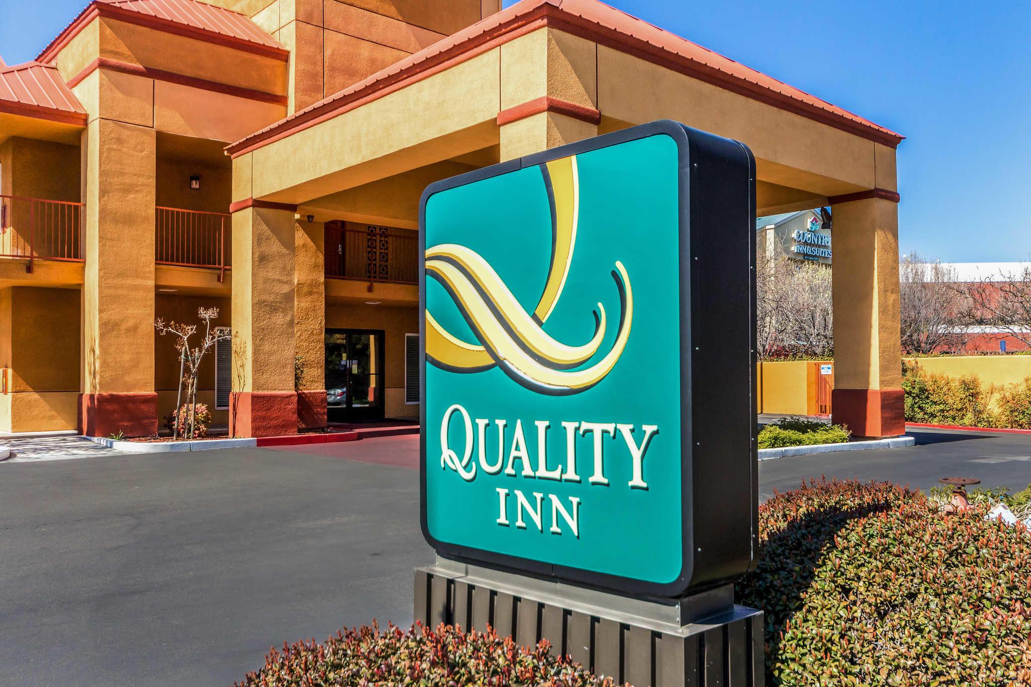 Quality Inn Fresno Near University image 32