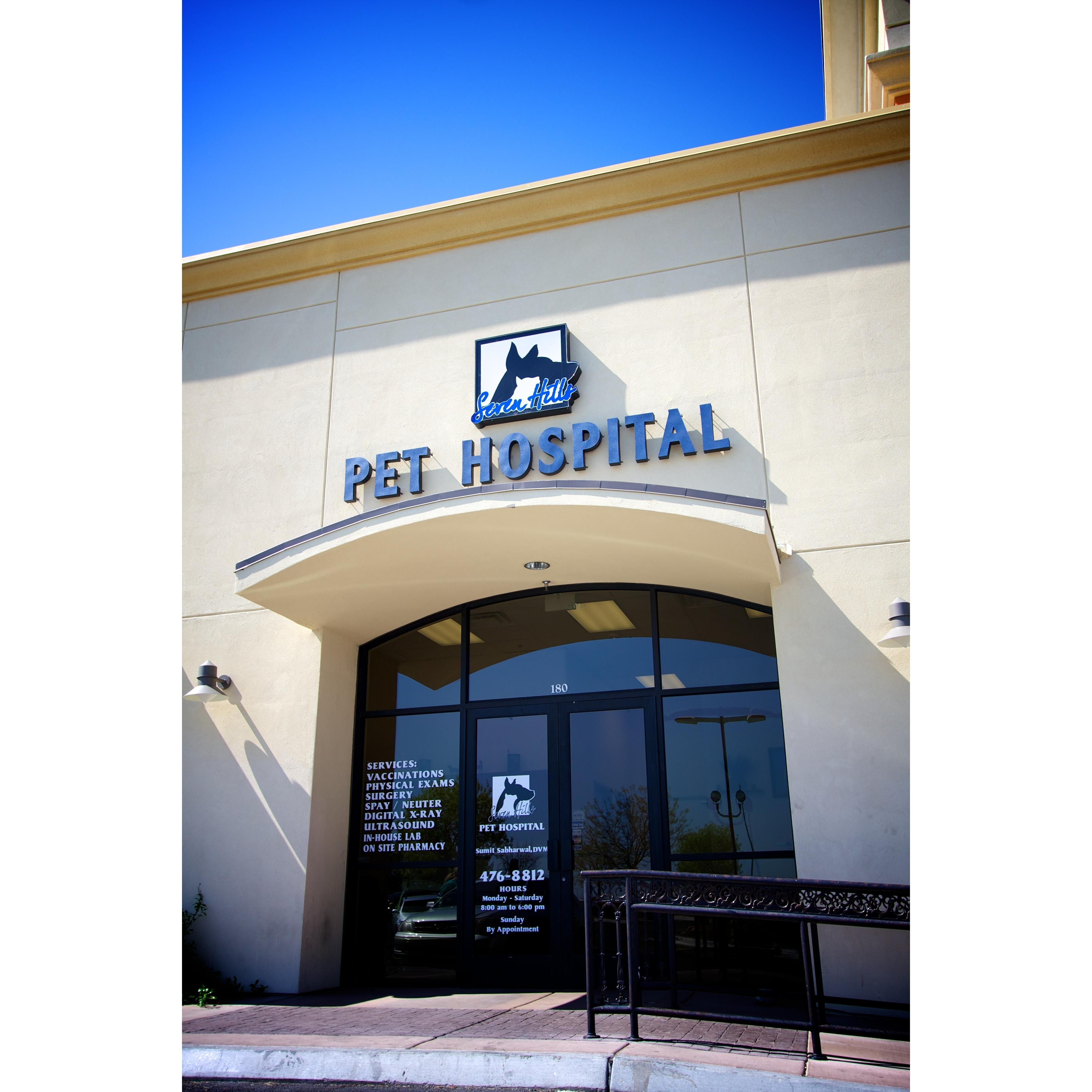 Seven Hills Pet Hospital