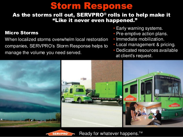 Servpro of North Cabarrus County & China Grove image 0