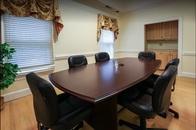 Minick Law Charlotte Office Interior
