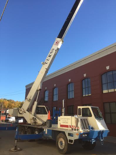 Curns Crane Service, LLC. image 0