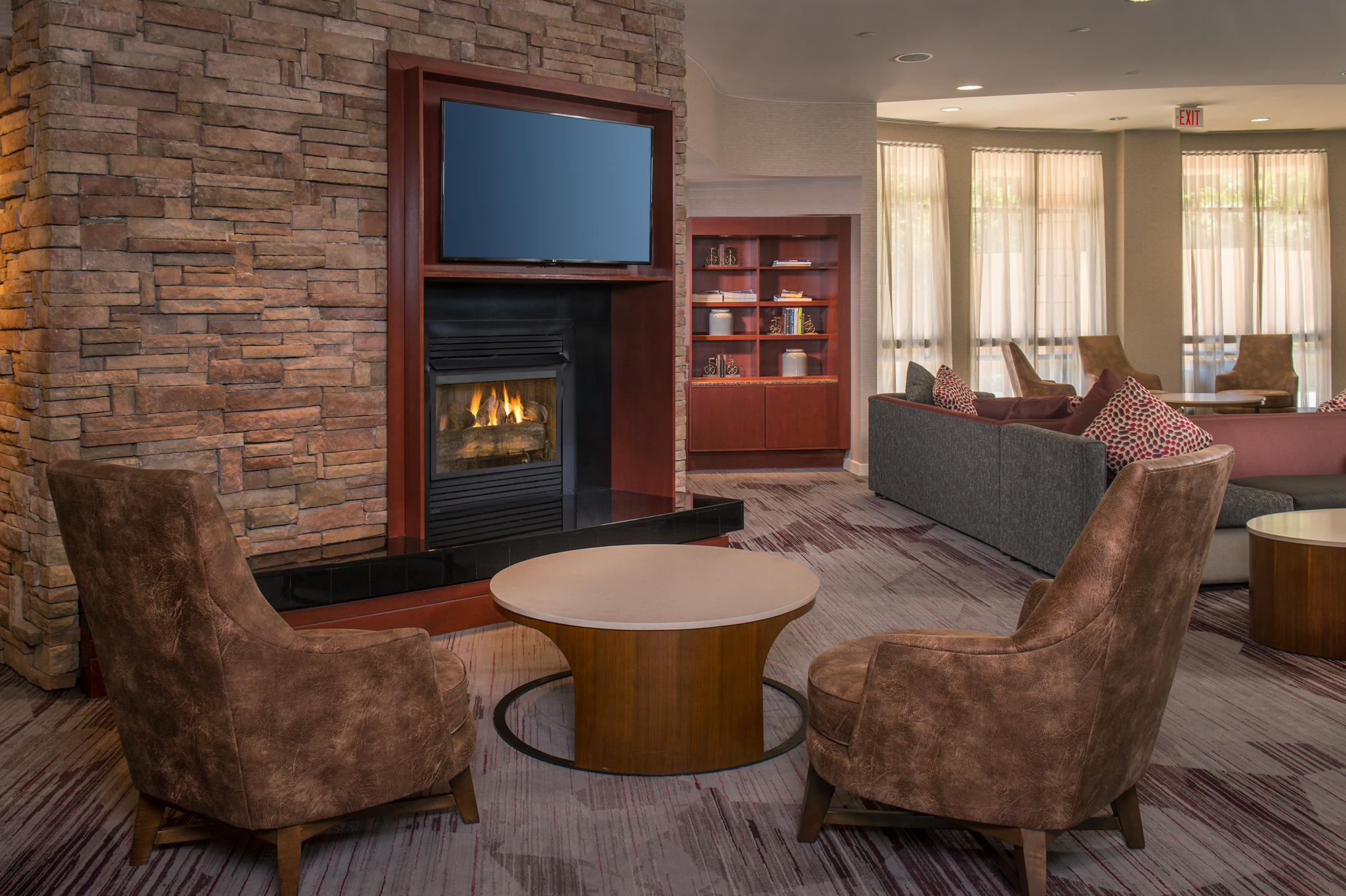 Courtyard by Marriott Fort Meade BWI Business District image 4