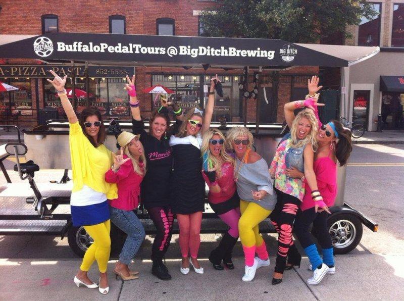 Buffalo Pedal Tours image 1