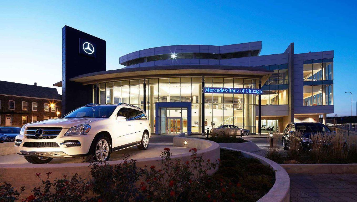 mercedes benz of chicago in chicago il 312 628 4