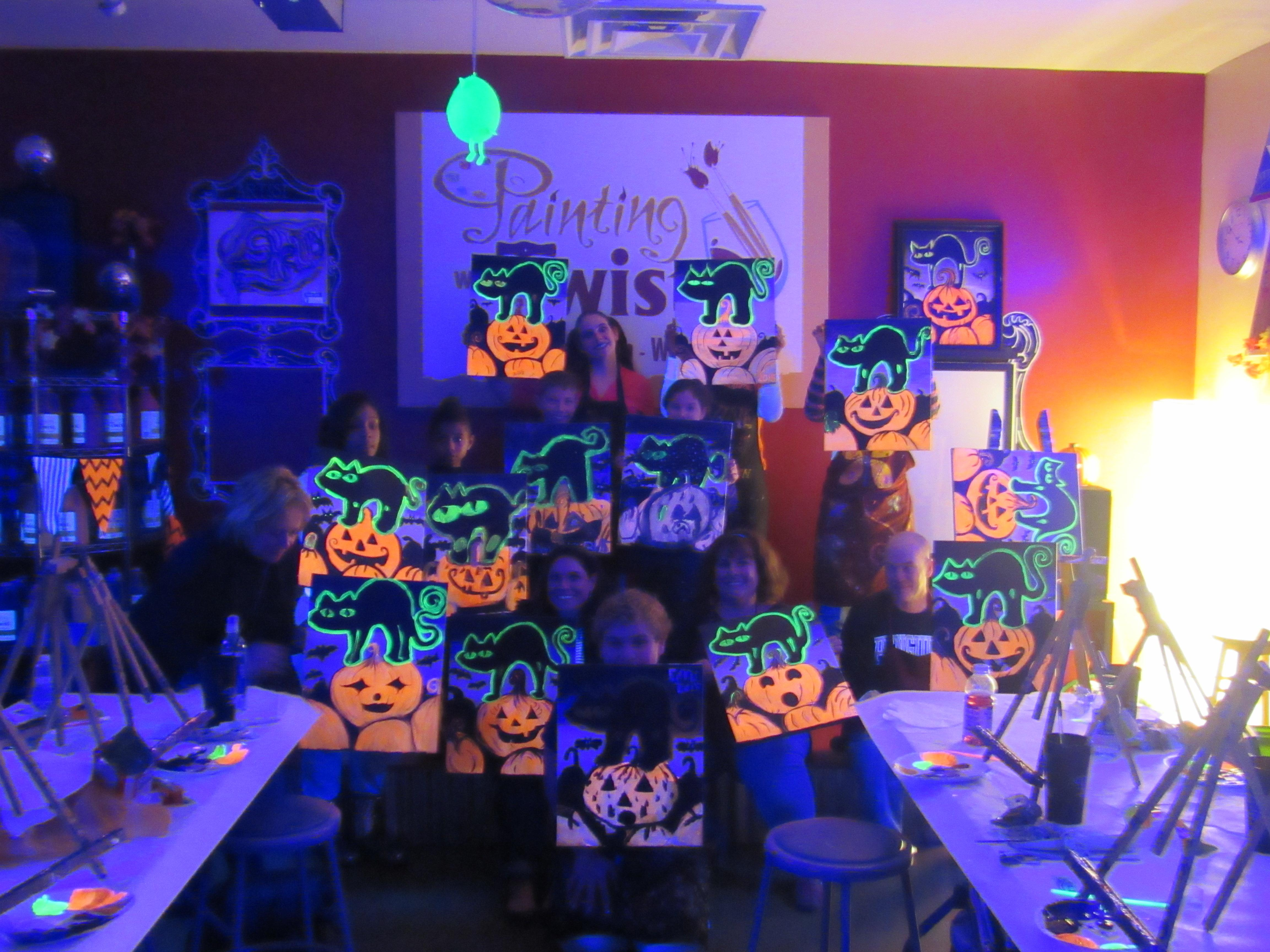 Painting with a twist at 5994 steubenville pike robinson for Painting with a twist arizona