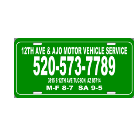 12th Ave Ajo Check Casher Inc In Tucson Az 85714