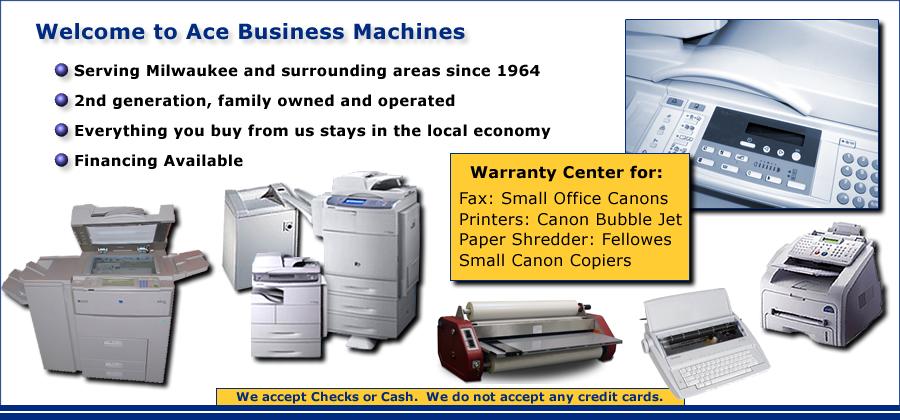Ace Business Machines Inc. image 1