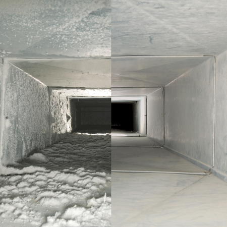 Residential & Commercial Air Dust Cleaning