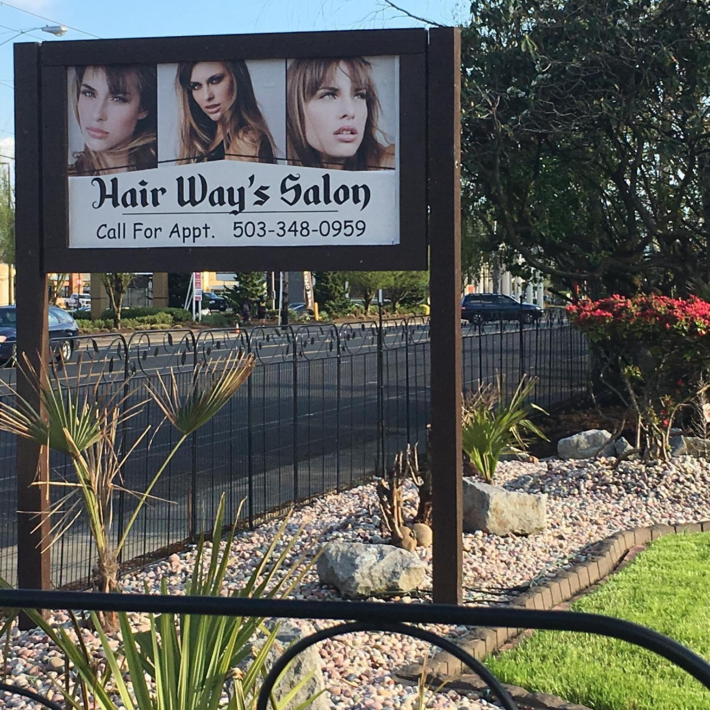 Hair Way's Salon