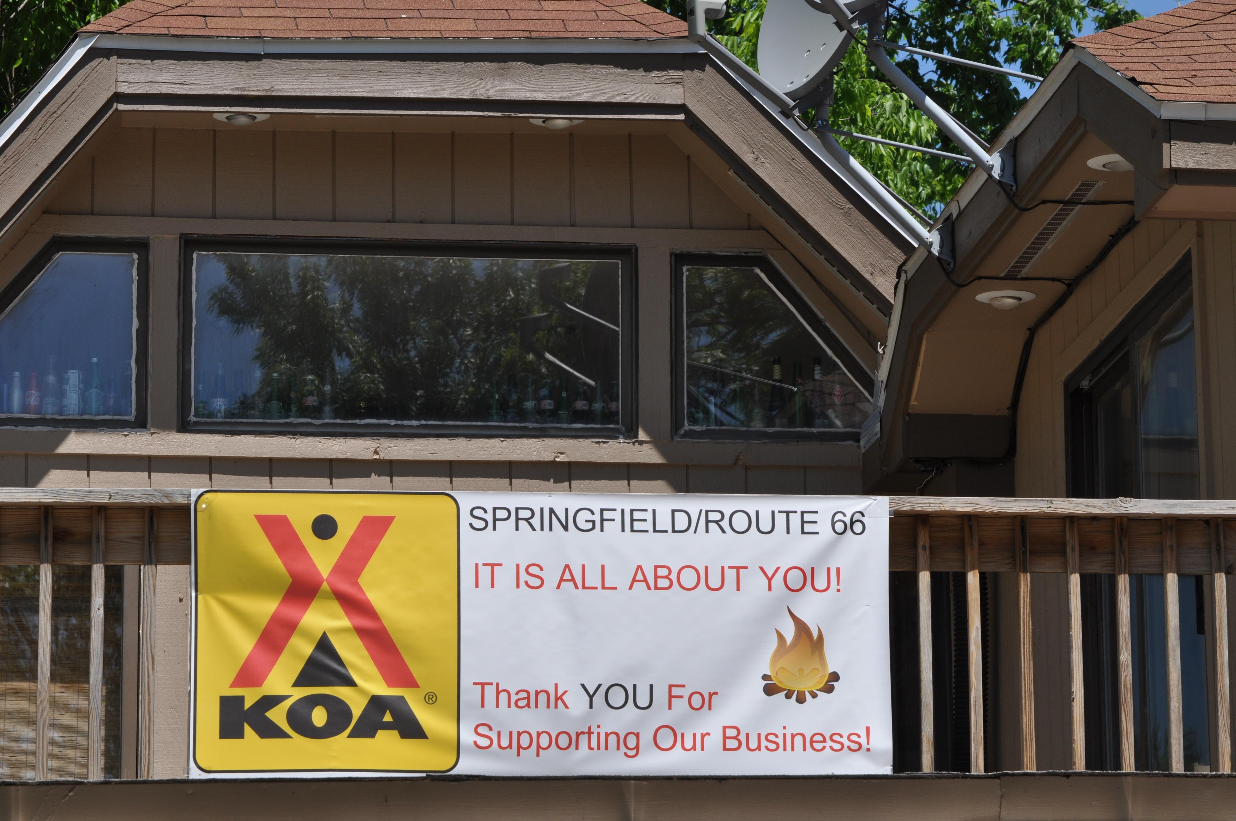 Springfield / Route 66 KOA Holiday image 22