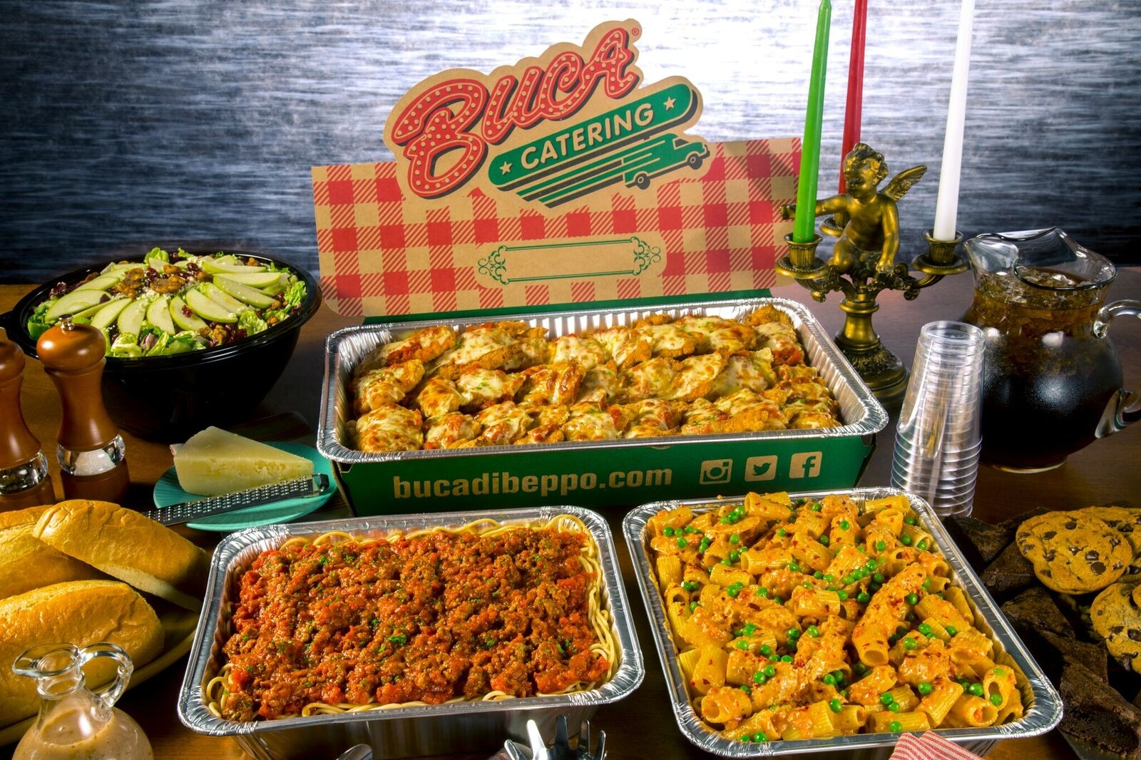 Buca di Beppo Italian Restaurant image 4
