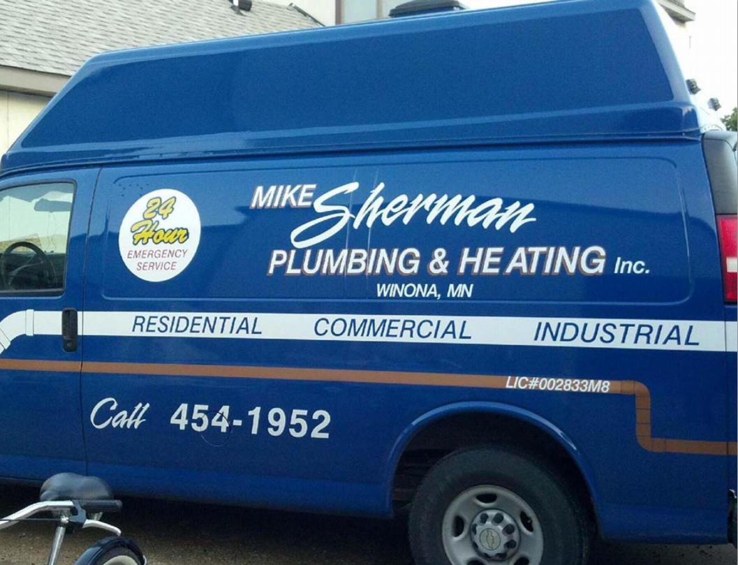 Mike Sherman Plumbing & Heating image 1