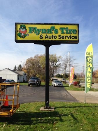 Flynn 39 s tire and auto service edinboro pennsylvania for Firestone motors harrisburg pa