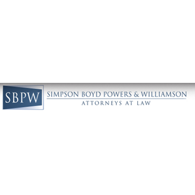 Simpson Boyd Powers & Williamson