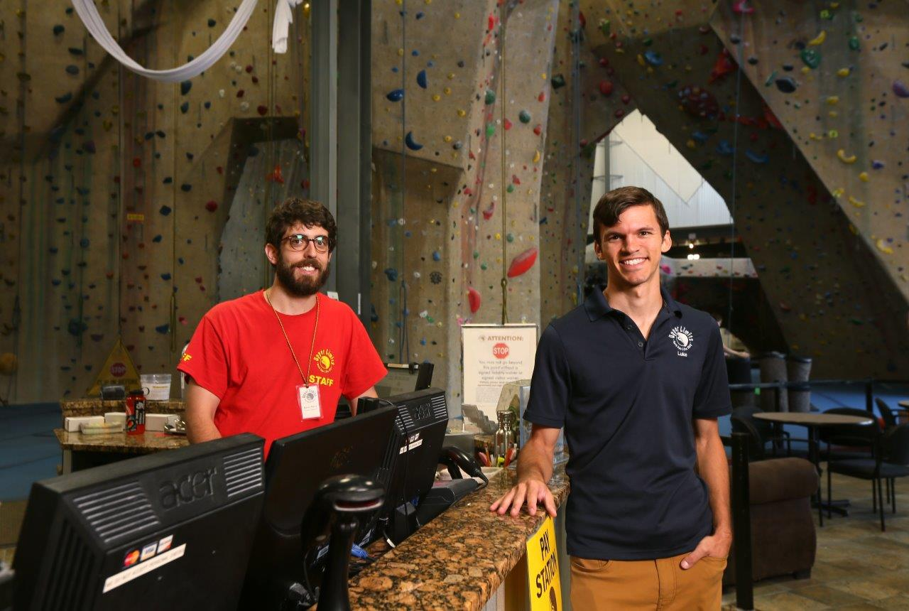Upper Limits Rock Climbing Gym - Maryland Heights image 10