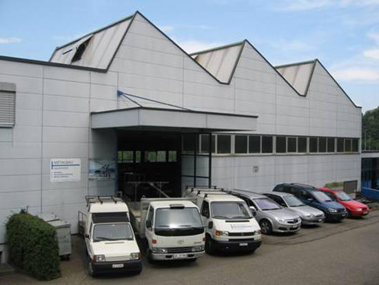 Metallbau AG