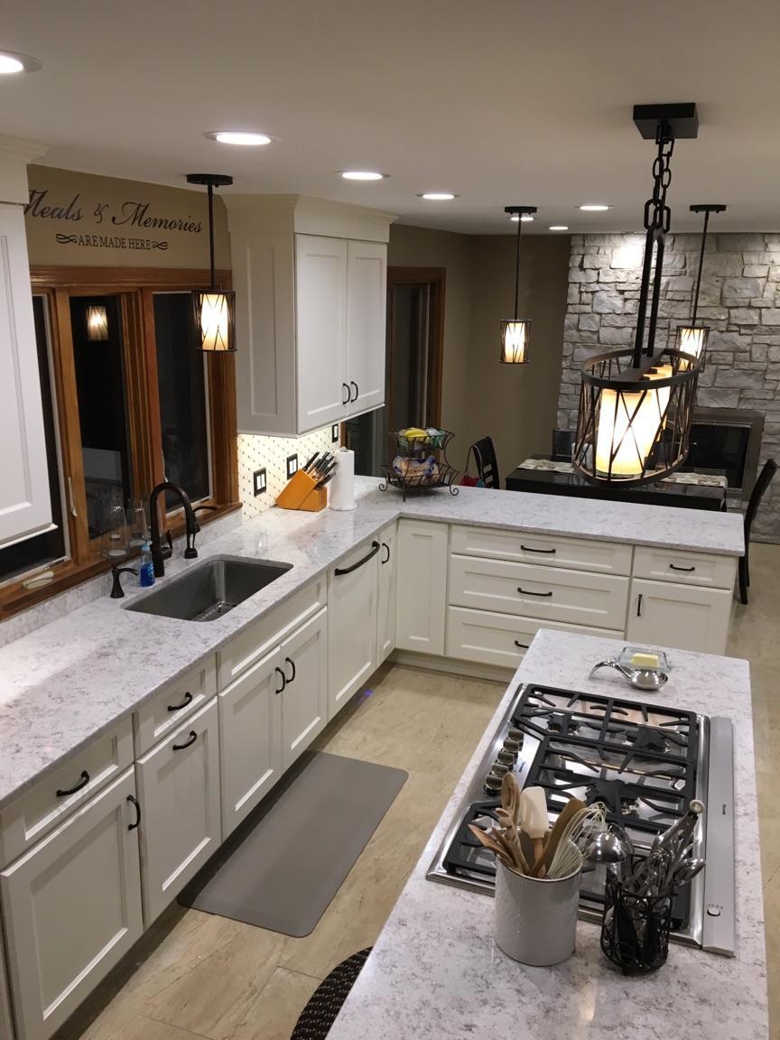 Kitchen cabinets lake zurich il - Kitchen Discounters Of America Inc 177 S Rand Rd Lake Zurich Il Kitchen Remodeling Mapquest