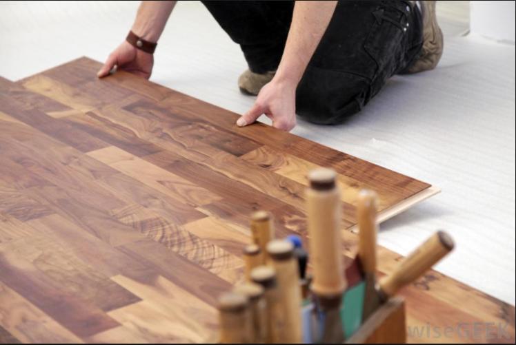 Ashburn's Custom Floors image 0