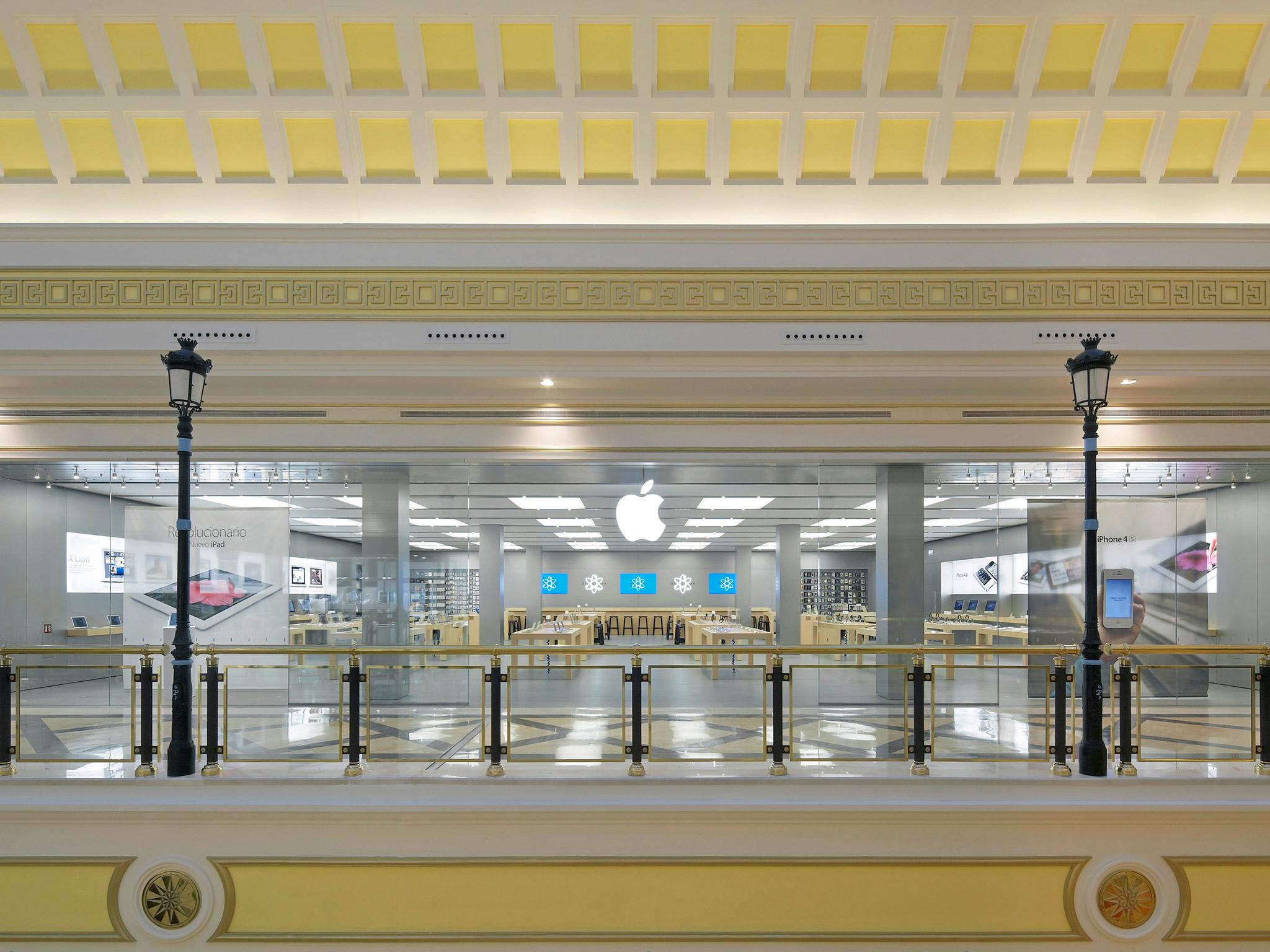 Apple gran plaza 2 electricidad electr nica suministros al por menor majadahonda espa a - Gran plaza norte 2 majadahonda ...