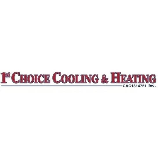 1st Choice Cooling & Heating, Inc.