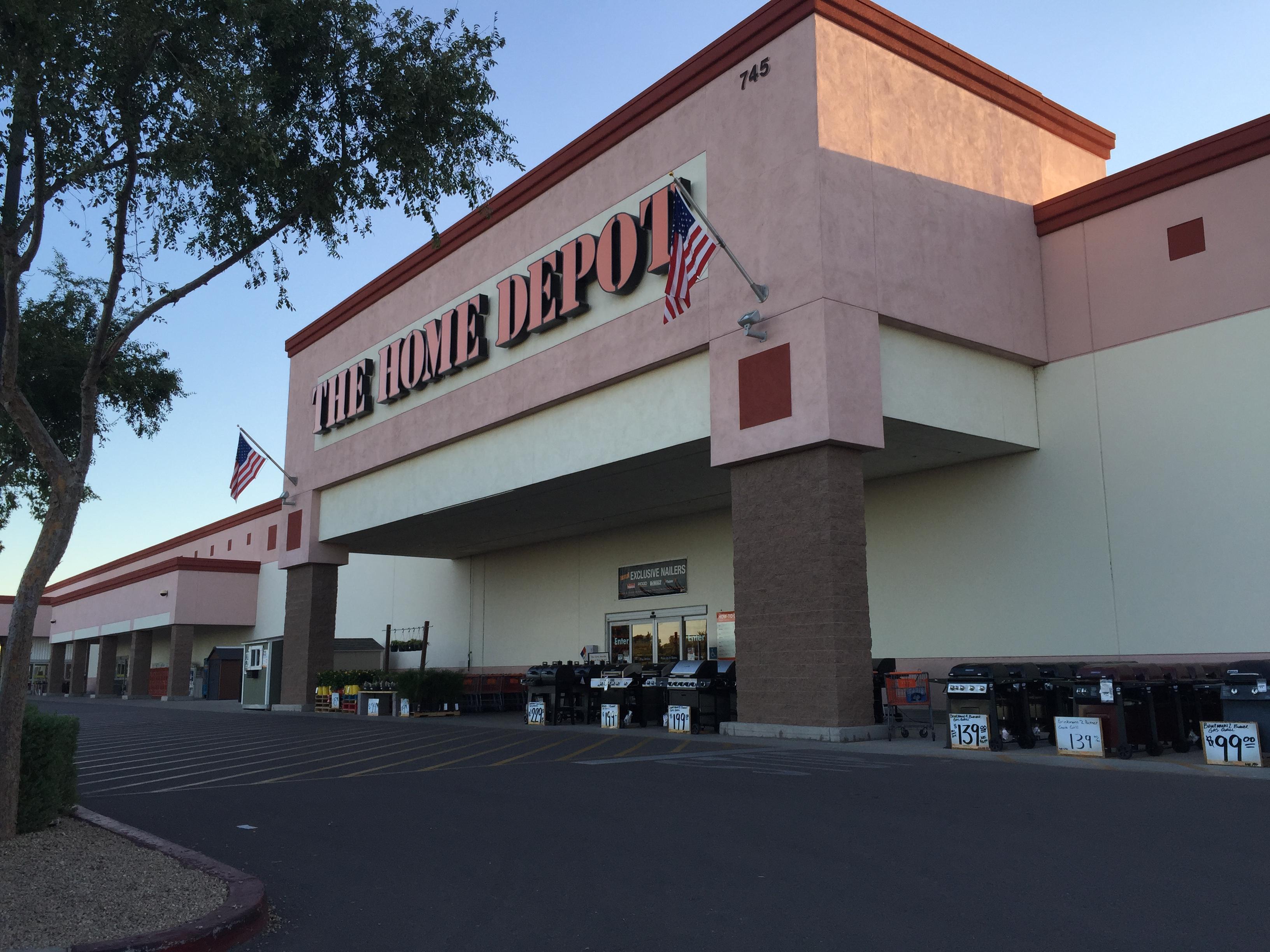 The Home Depot Hardware Store Gilbert Az 85296