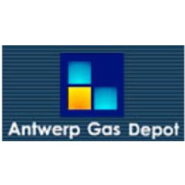 Logo Antwerp Gas Depot / AGD