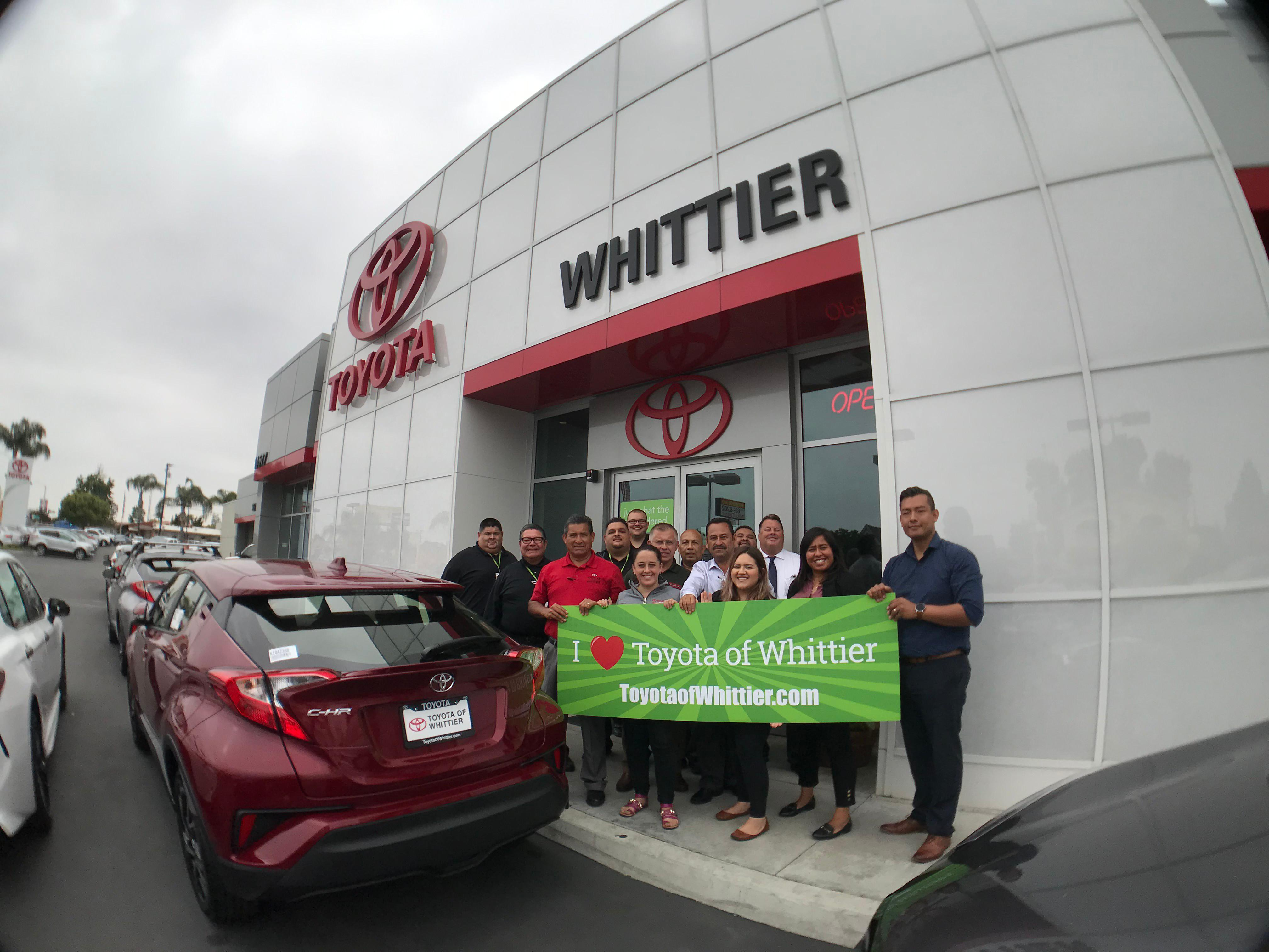 Toyota of Whittier image 8