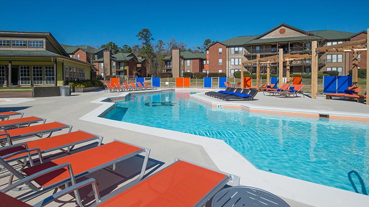 The Hub at Auburn Apartment Homes image 28