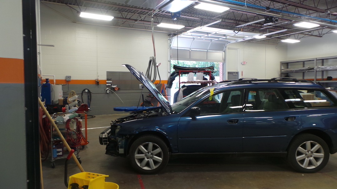 LJI Collision Center Cleveland Heights image 9