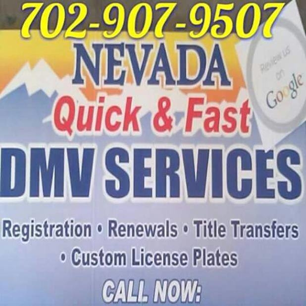 DMV Car Registration