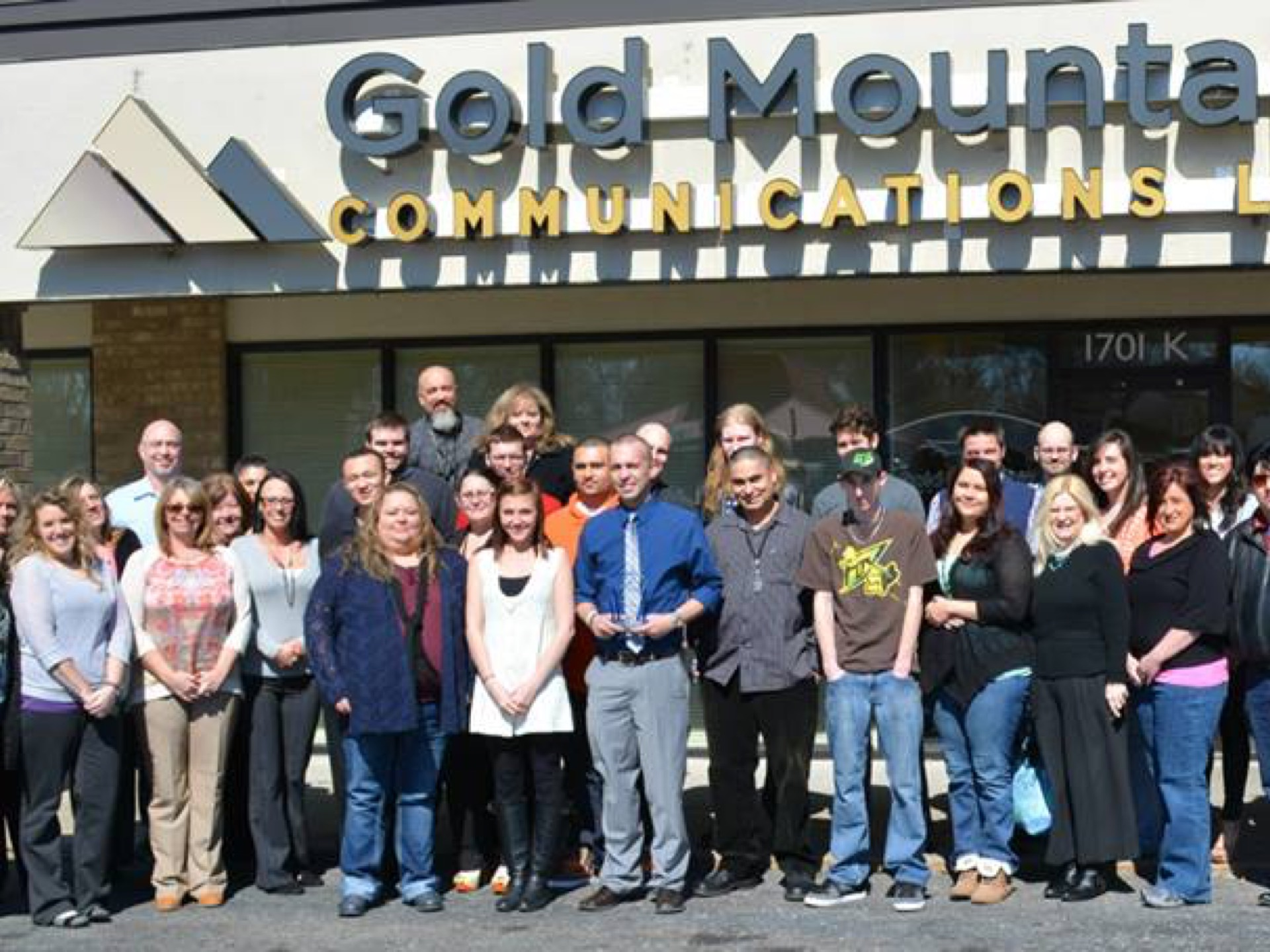 Gold Mountain Communications image 1