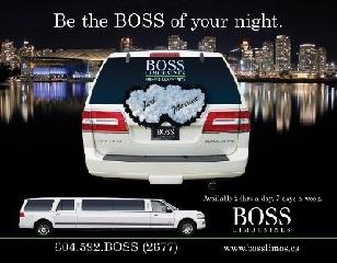 Boss Limousine Service