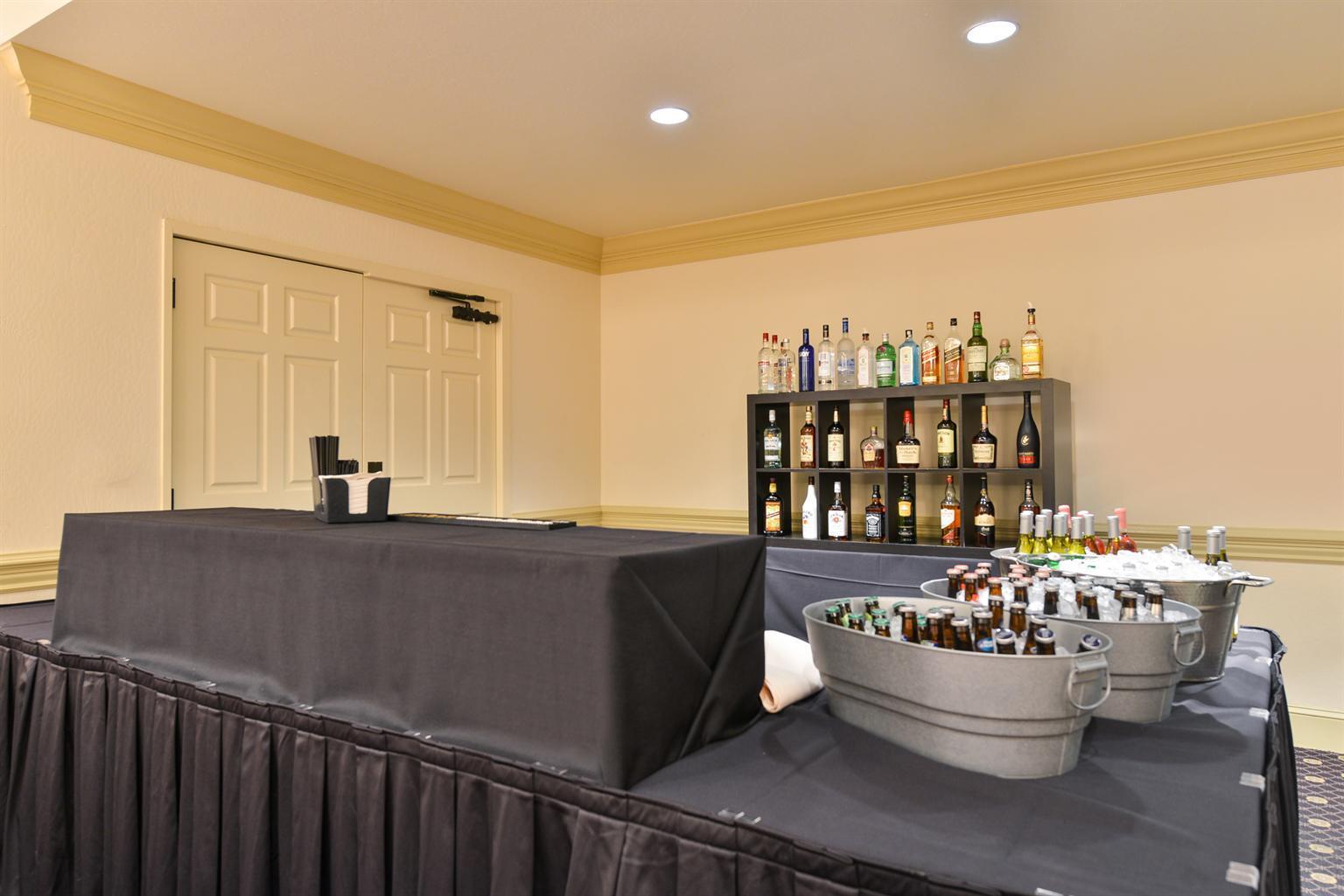 Event Bar Set Up