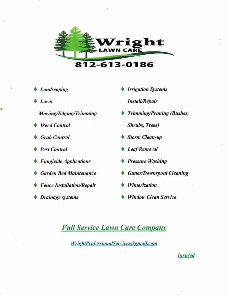 Wright Lawn Care, L.L.C. image 0