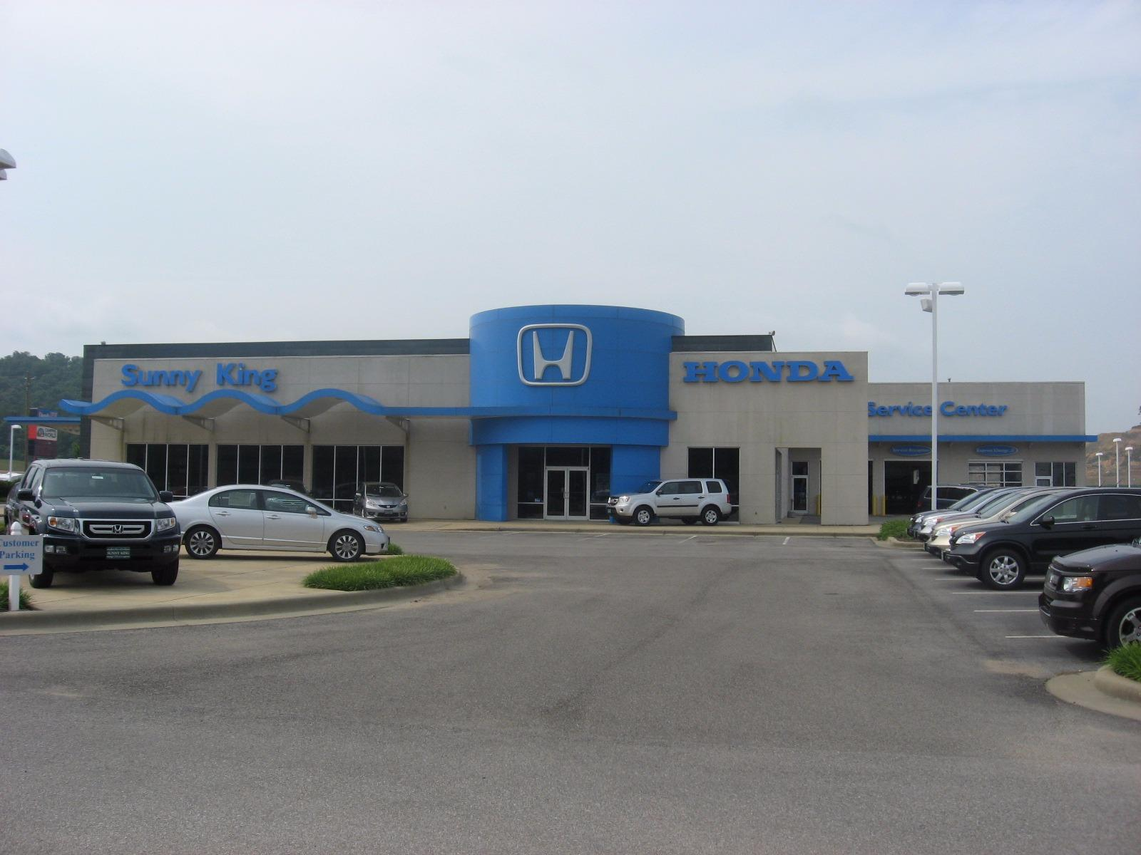 sunny king honda anniston al business directory