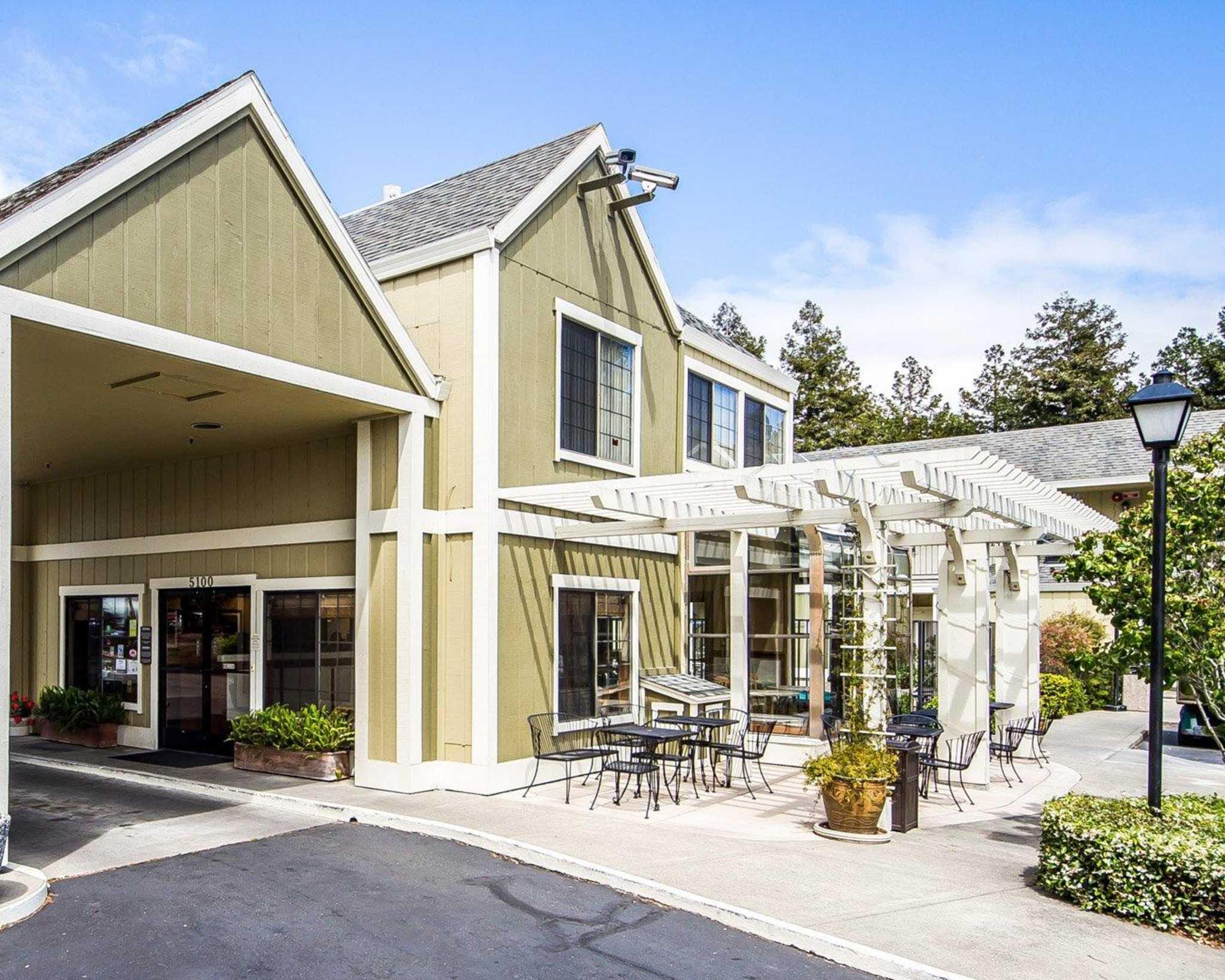 Petaluma Ca Hotels Motels