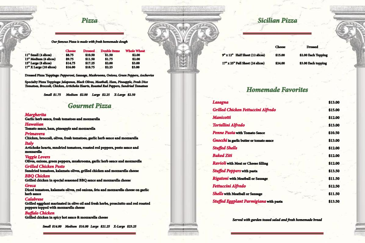 Sergi's Italian Restaurant,  Pizzeria & Banquet Hall image 5