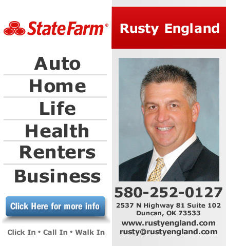 Rusty England - State Farm Insurance Agent image 0