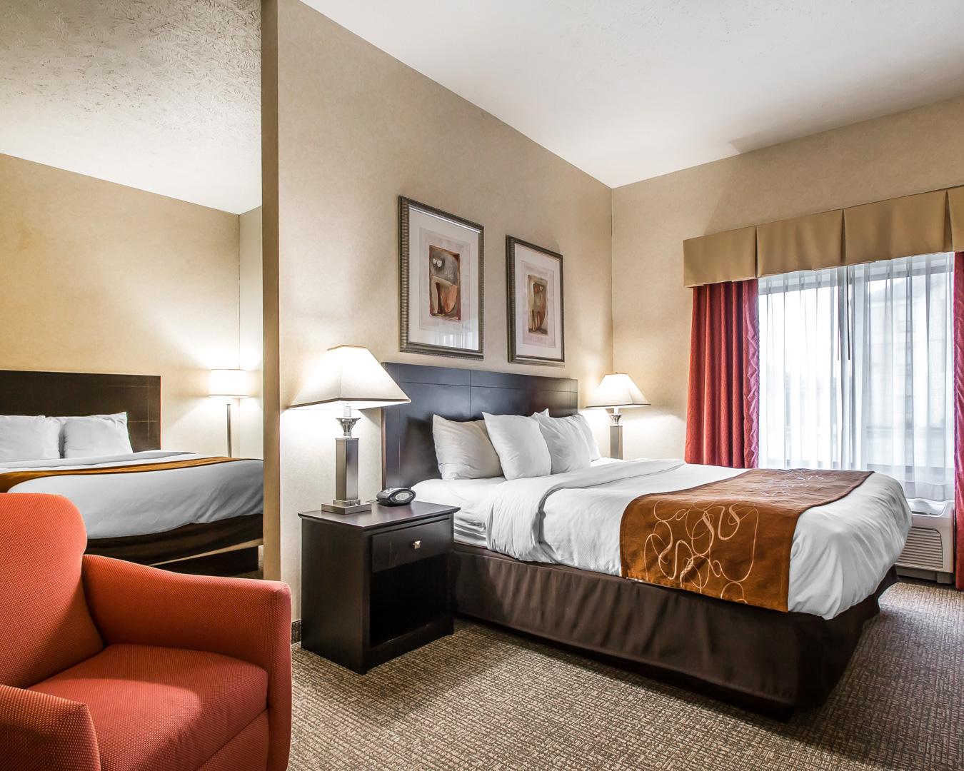Comfort Suites - Merrillville, IN - Company Information