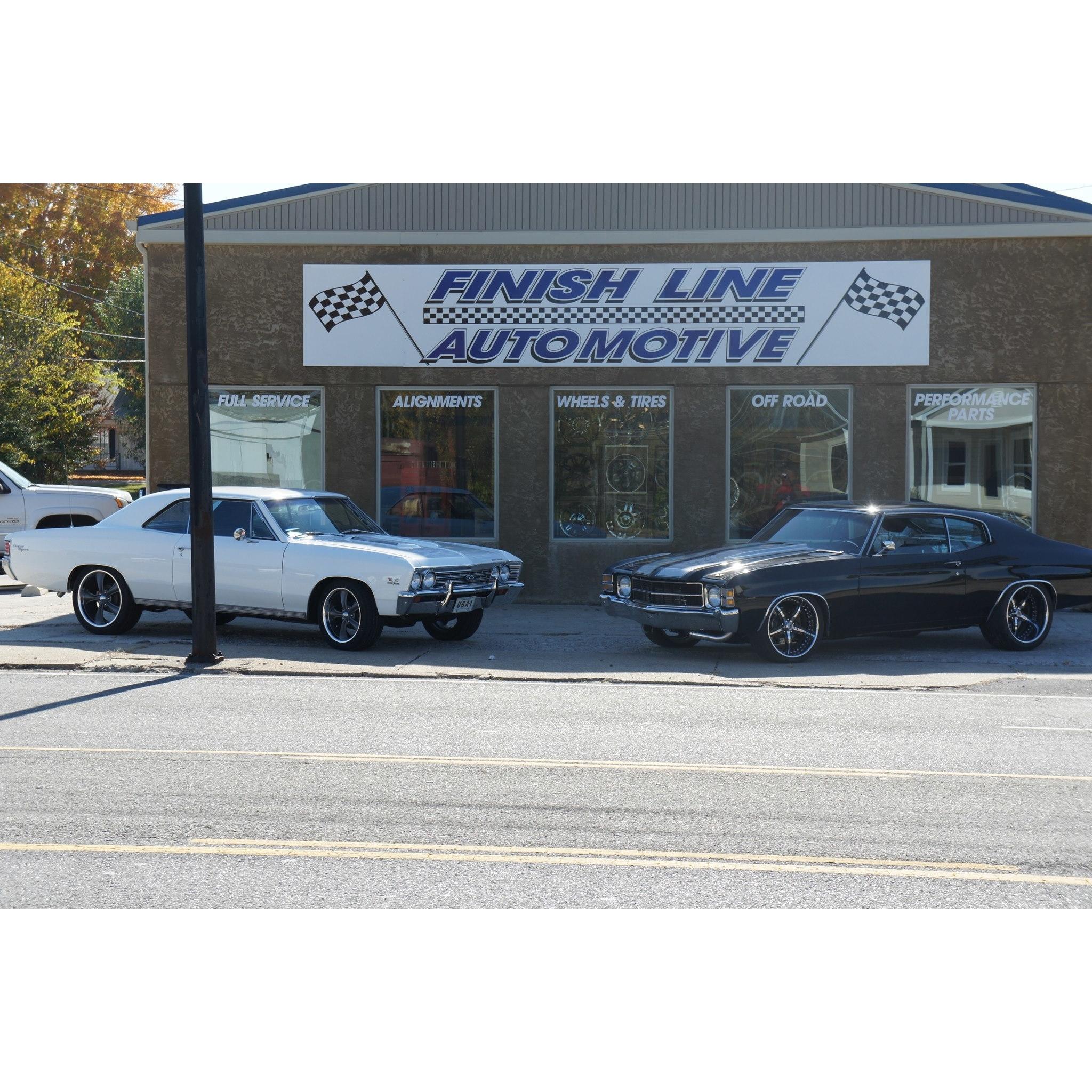 Finish Line Automotive
