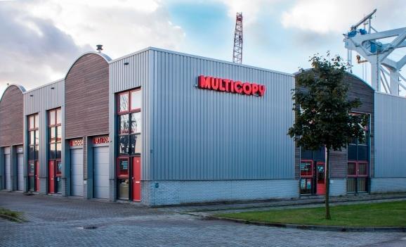 Multicopy The Communication Company   Schiedam