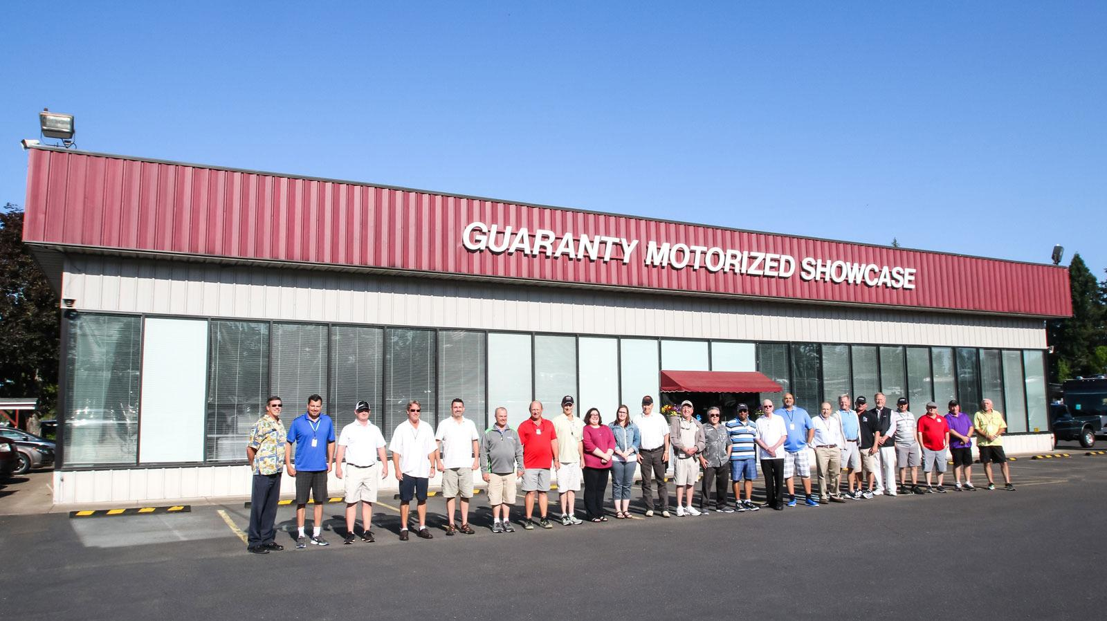 Guaranty RV Body Shop image 1